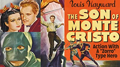 "Son Of Monte Cristo - Louis Hayward, Action With A ""Zorro"" Type Hero"