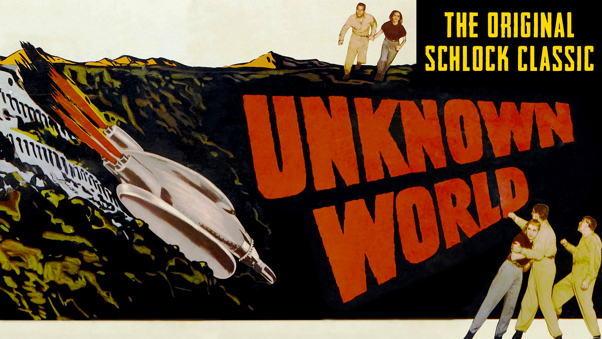 Unknown World - The Original Schlock Classic