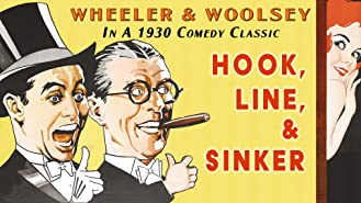Hook, Line, And Sinker - Wheeler & Woolsey In A 1930 Comedy Classic