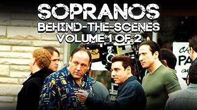 Sopranos Behind-The-Scenes Volume 1 of 2