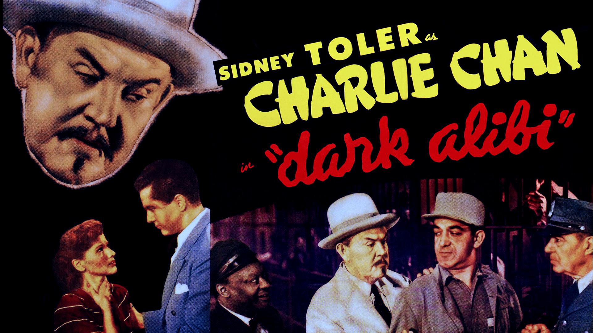 Dark Alibi - Sidney Toler As Charlie Chan