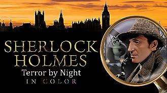Sherlock Holmes: Terror by Night (in Color)