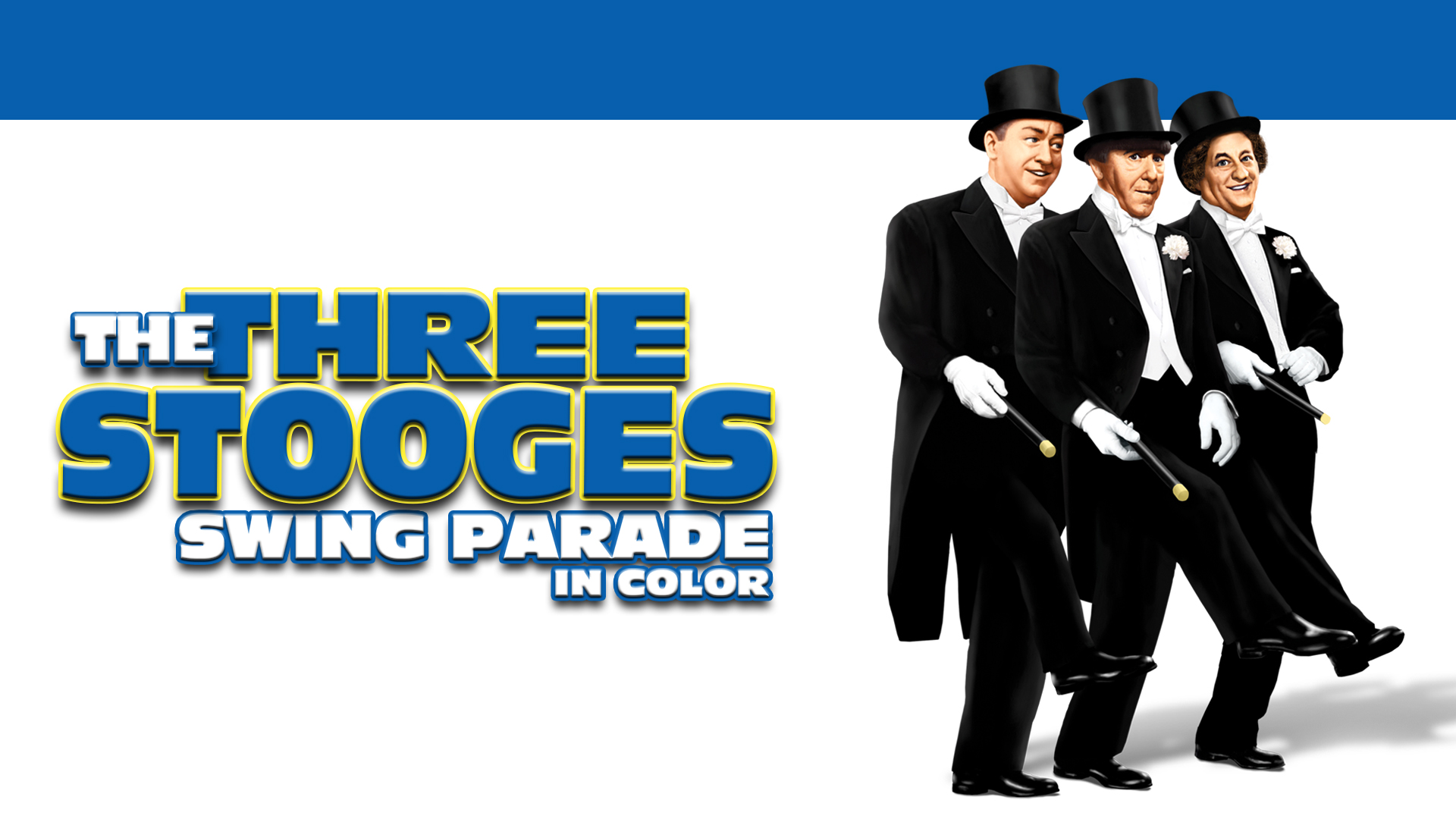 Three Stooges: Swing Parade (In Color)