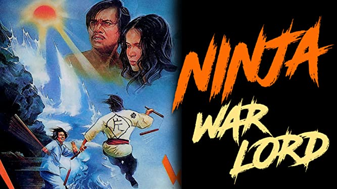 Ninja War Lord 1973