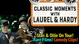 Classic Moments with Laurel & Hardy - Stan & Ollie On Tour! Rare Films! Comedy Clips!