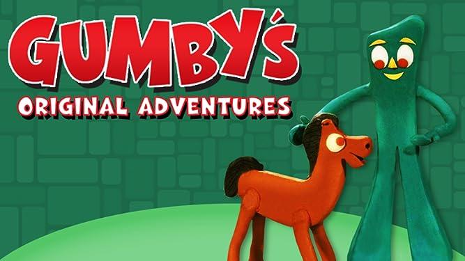 Gumby's Original Adventures