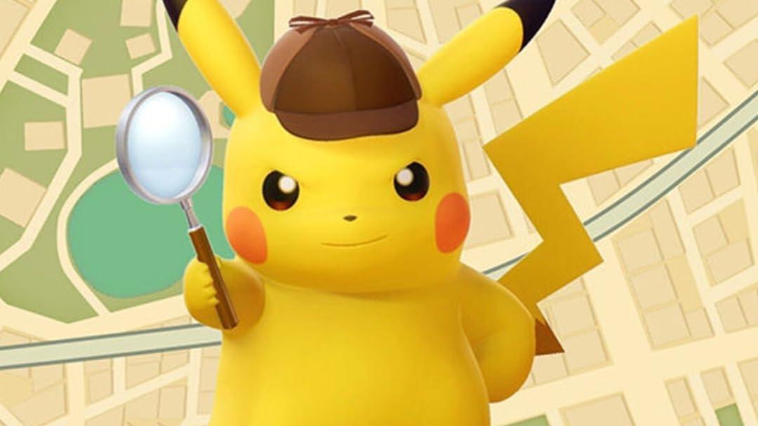 Amazon Com Watch Detective Pikachu Walkthrough Prime Video