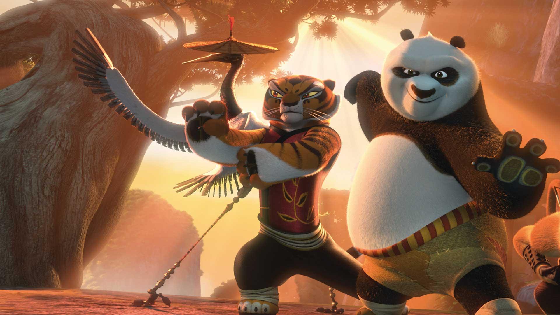 Watch Kung Fu Panda 2 Prime Video