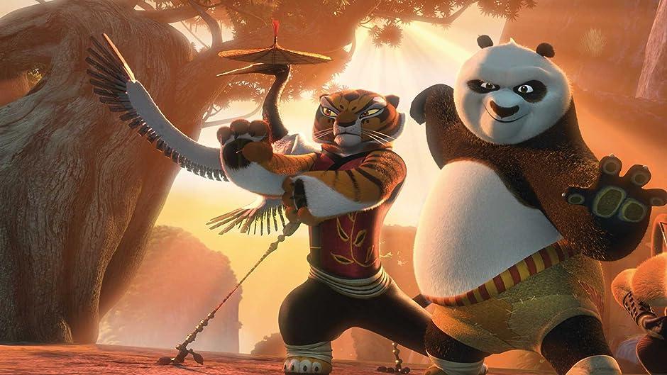 amazon com kung fu panda 2 jack black angelina jolie dustin
