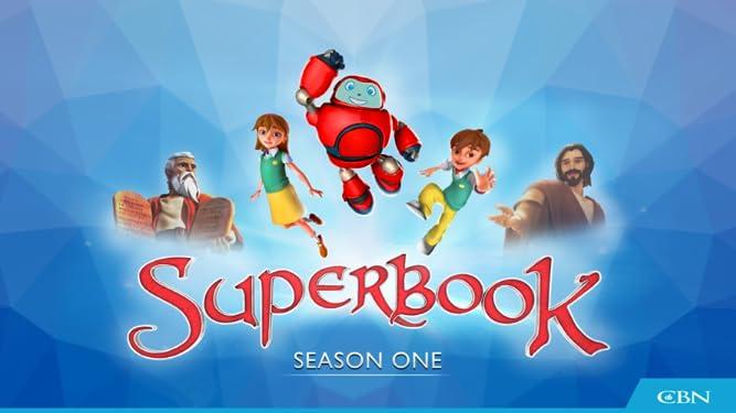 Amazon com: Watch Superbook | Prime Video
