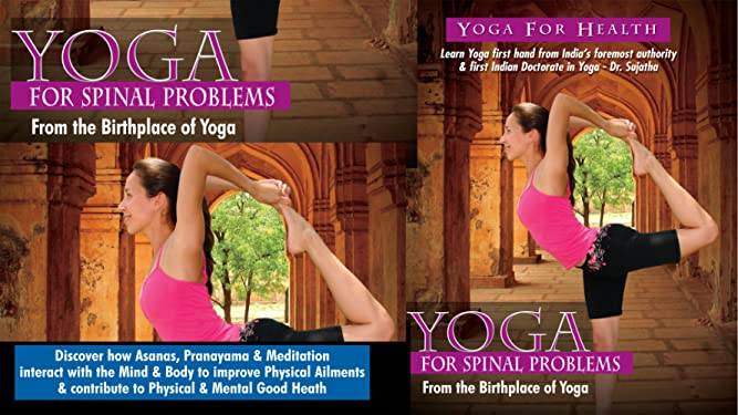 Watch Yoga for Spinal Problems | Prime Video