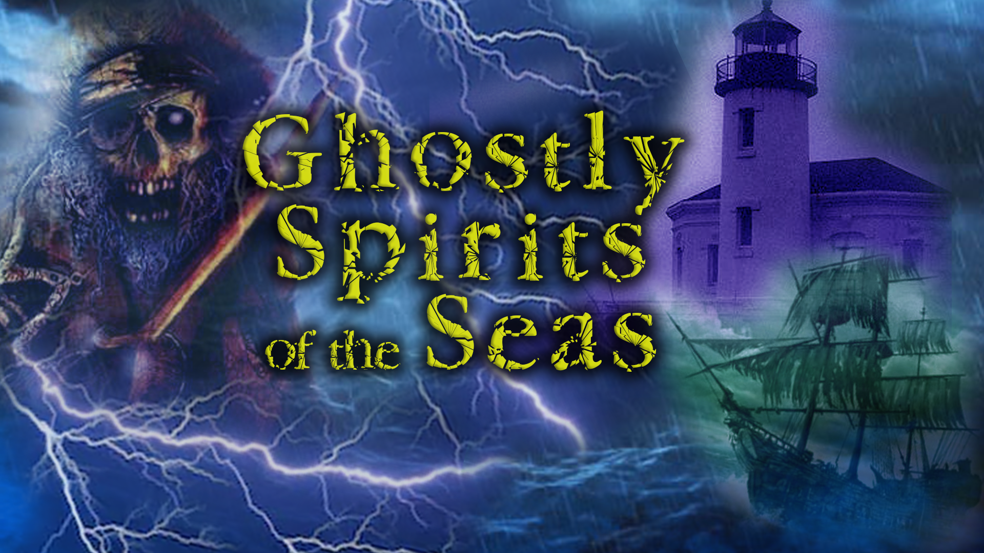Ghostly Spirits of the Seas