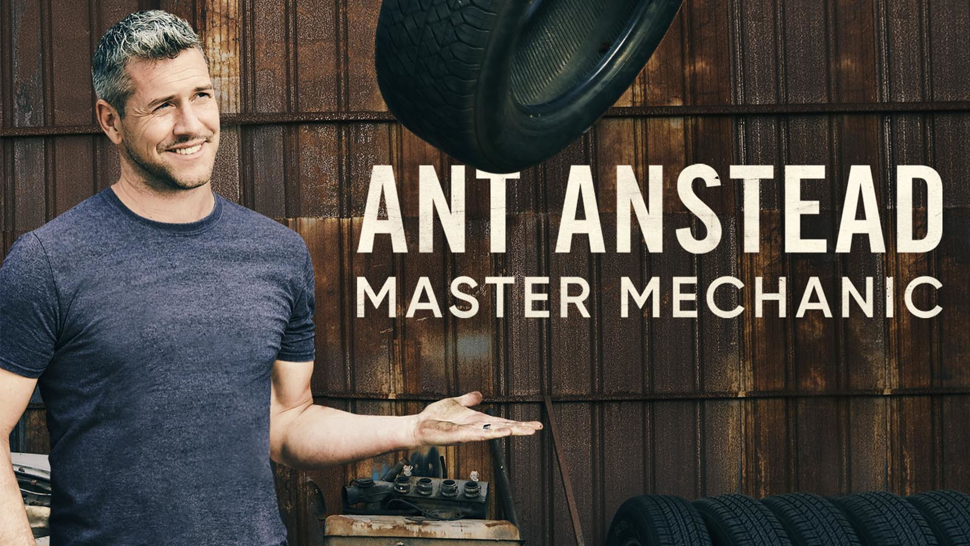 Ant Anstead Master Mechanic - Season 1