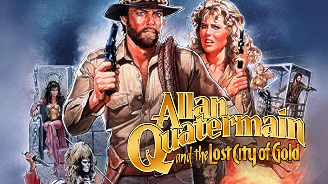 Allan Quatermain and the Lost City
