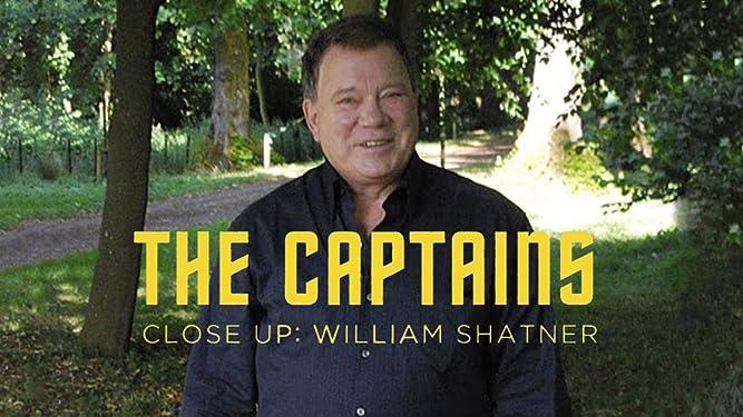 Captains Close-Up, The: William Shatner