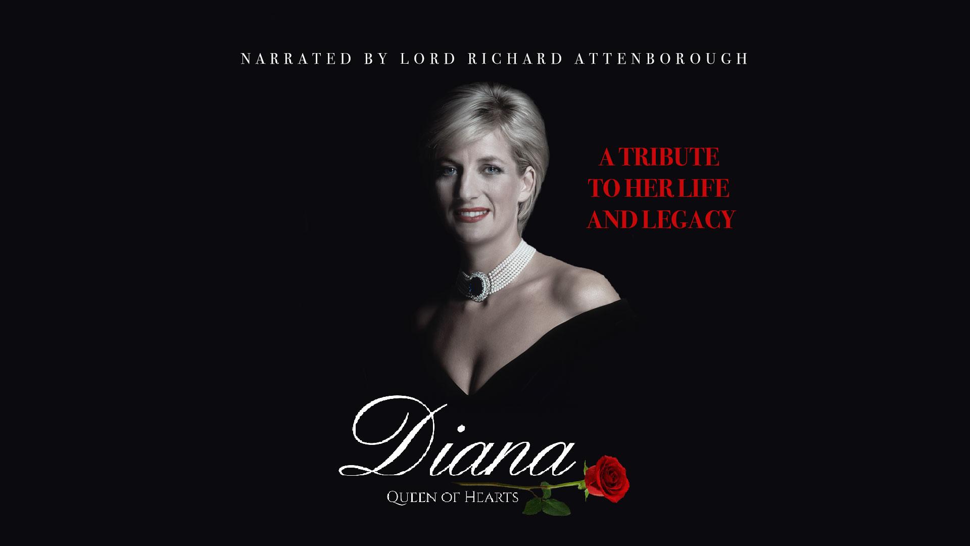 Diana - Queen of Hearts