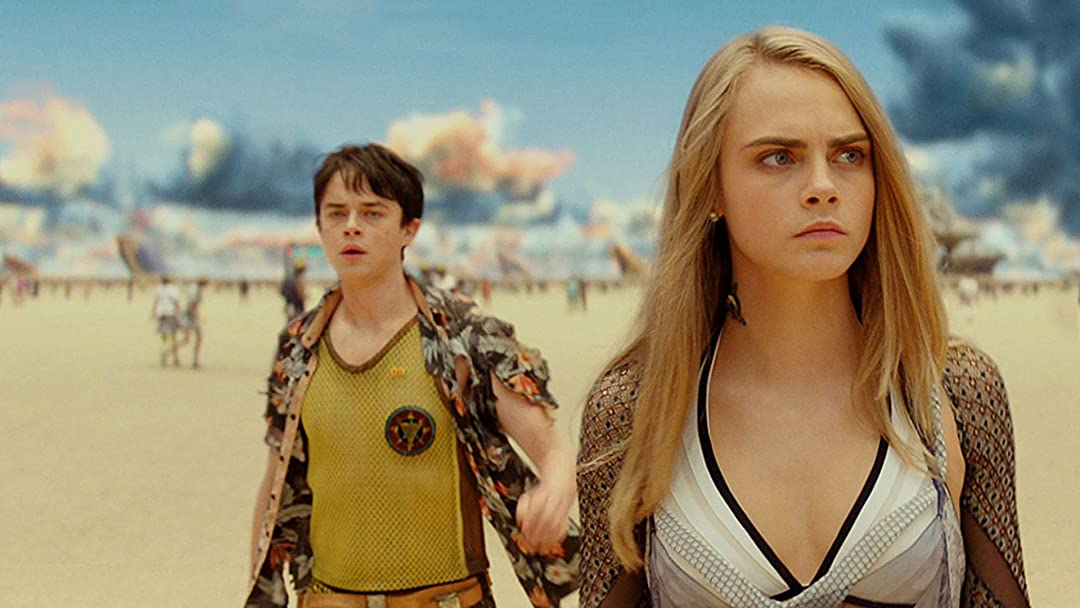 Amazon Com Valerian And The City Of A Thousand Planets Dane