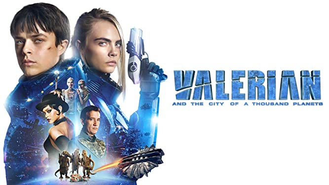 Amazon.com: Valerian and the City of a Thousand Planets: Dane DeHaan, Cara Delevingne, Clive Owen, Rihanna: Amazon Digital Services LLC