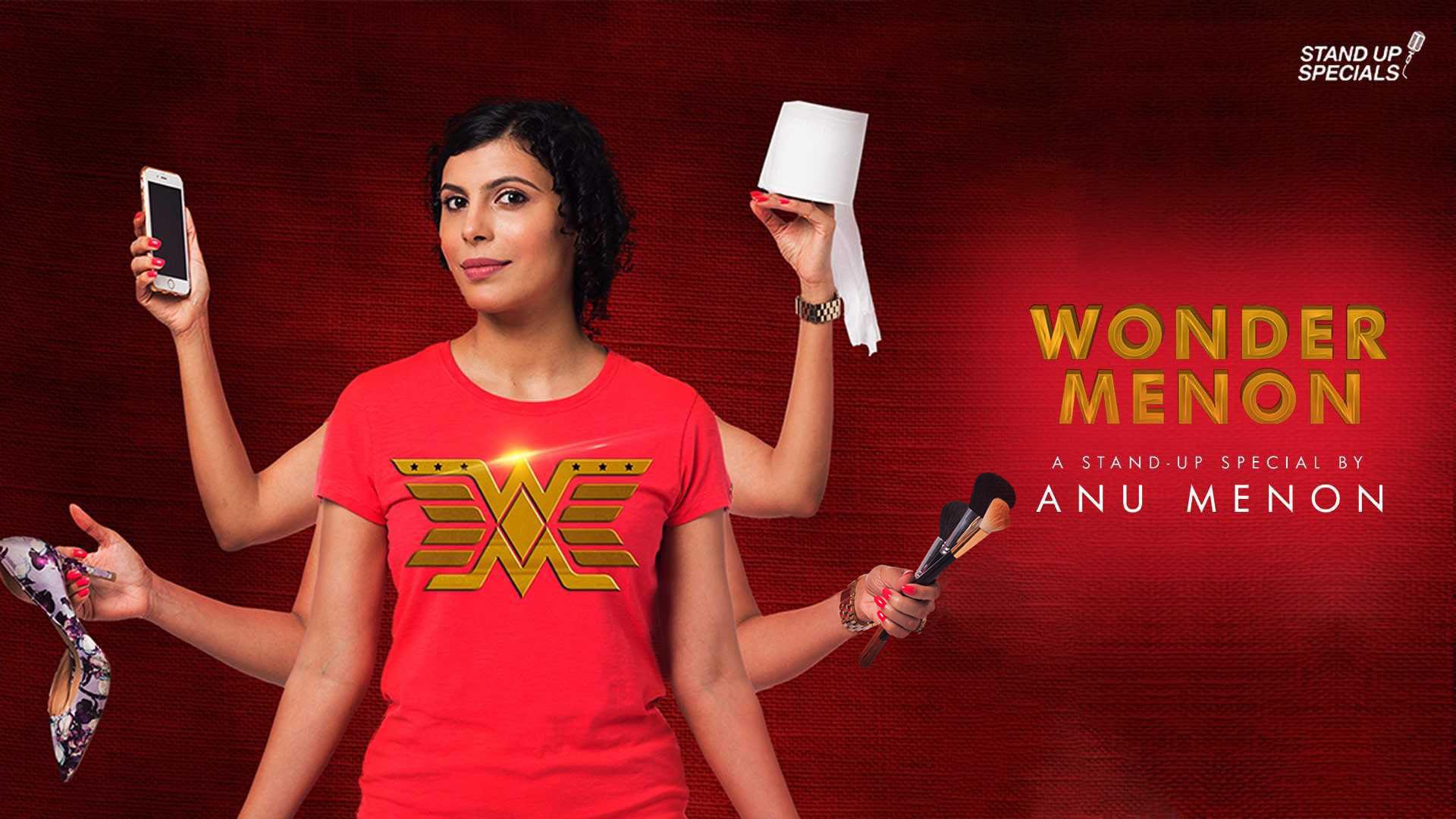 Anu Menon: Wonder Menon