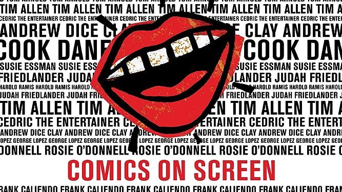 Comics on Screen