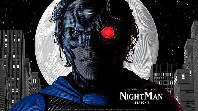 Amazon.com: NightMan: Matt McColm, Jayne Heitmeyer, Derwin ...