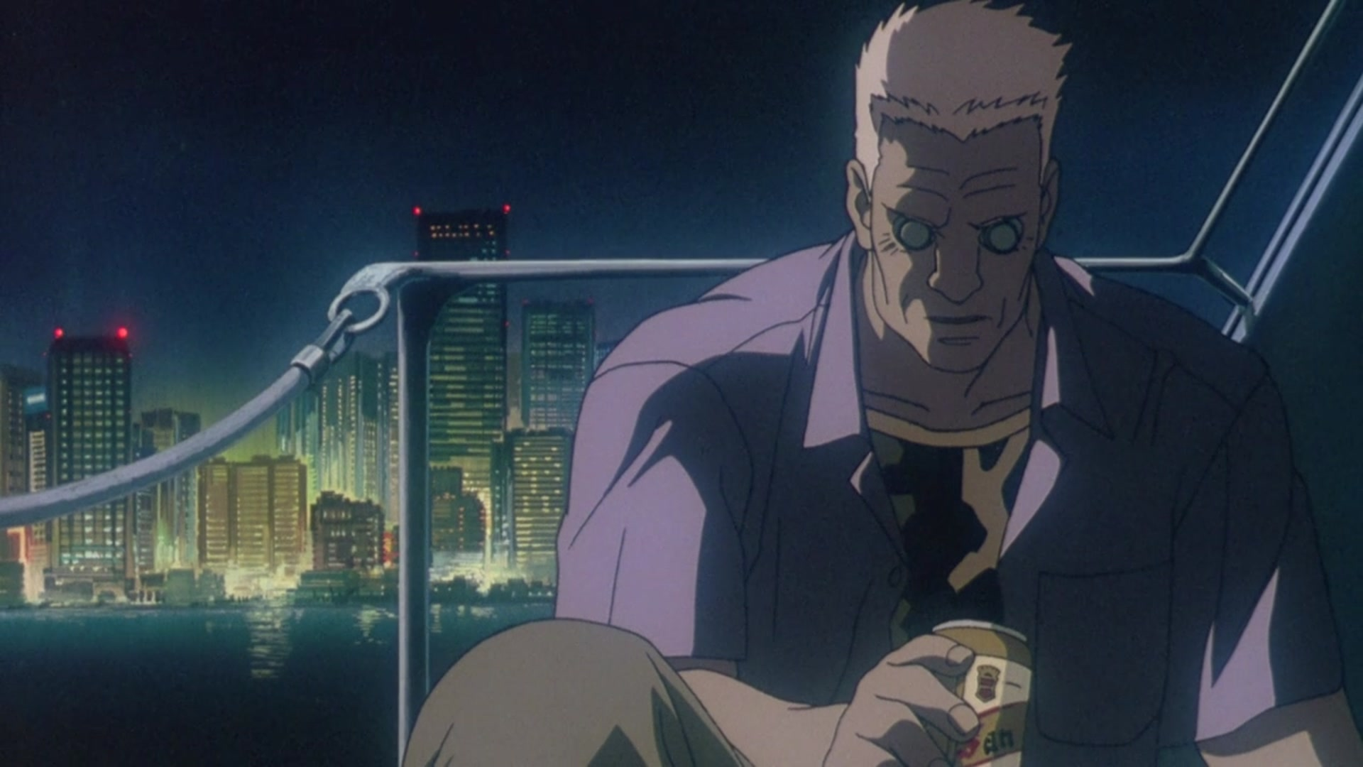 Watch Ghost In The Shell Solid State Society Prime Video
