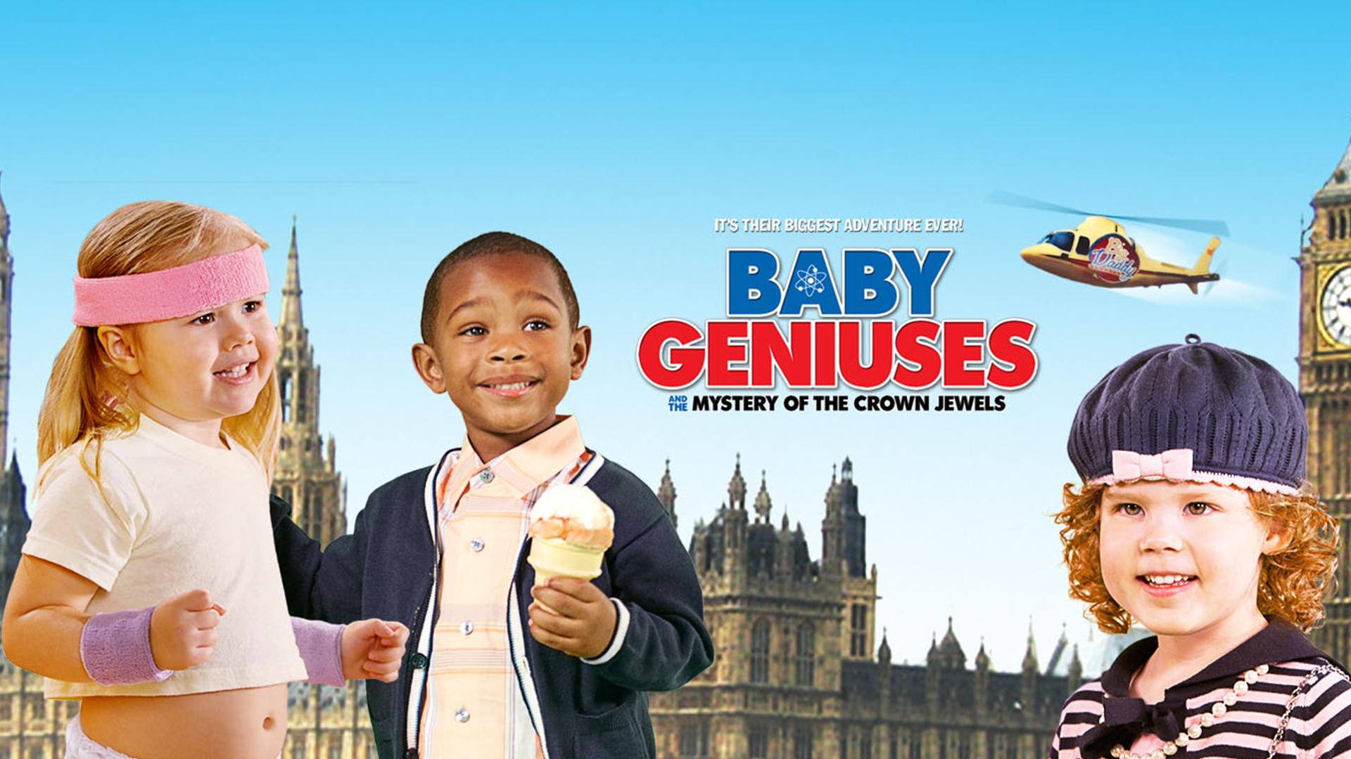 Baby Geniuses and the Mystery of the Crown Jewels