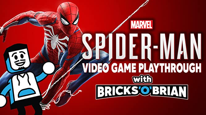 Amazon.com: Clip: Spider-Man Video Game Playthrough with ...