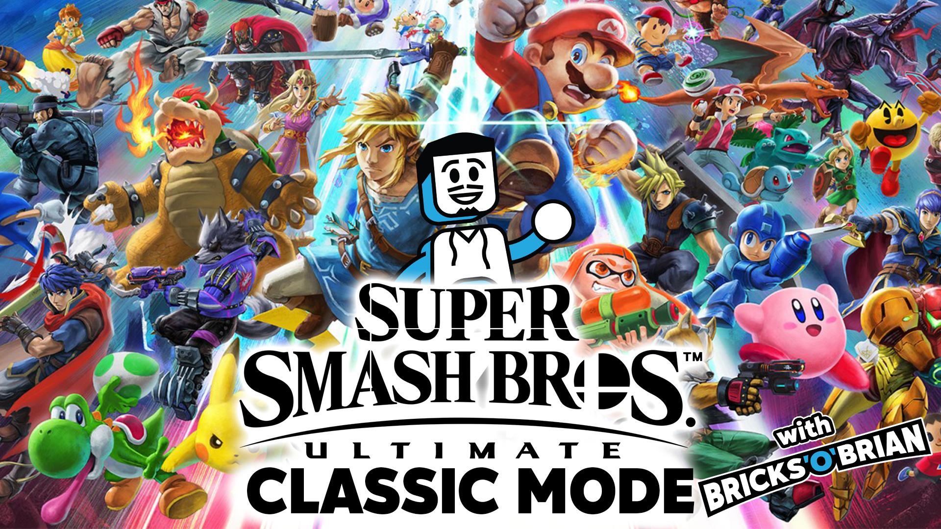 Watch Super Smash Bros Ultimate Playthrough With Mojo Matt