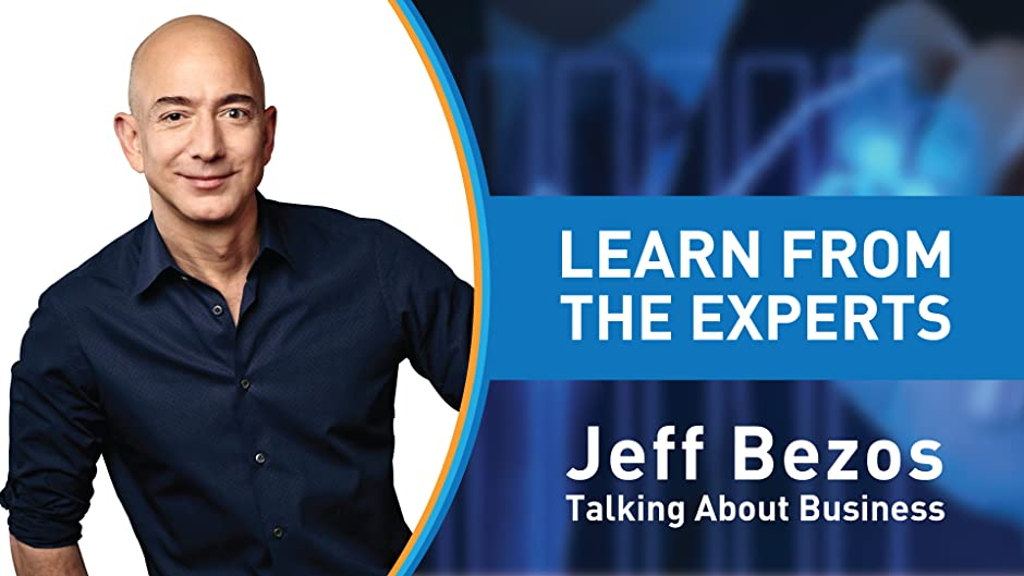 Amazon Com Learn From The Experts Jeff Bezos Amazon Founder