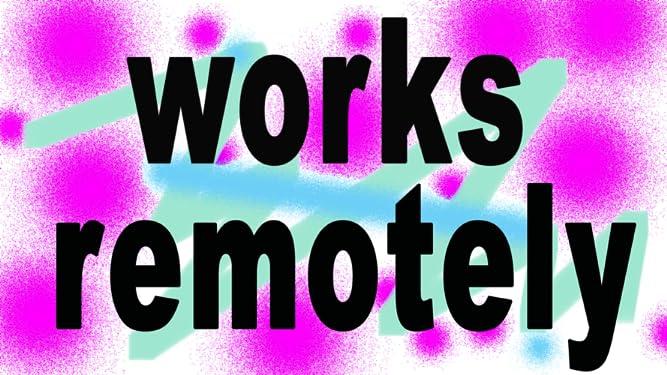Works Remotely