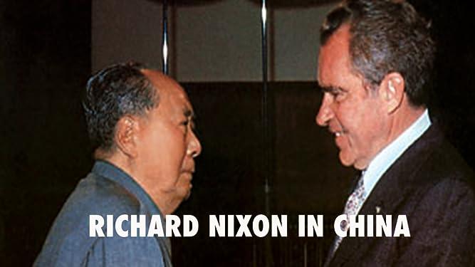 Richard Nixon in China
