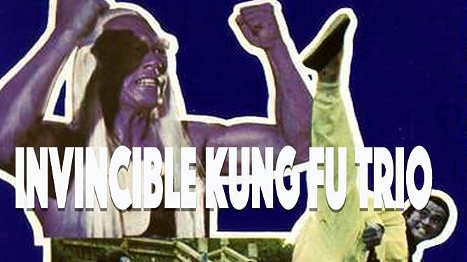 Invincible Kung Fu Trio