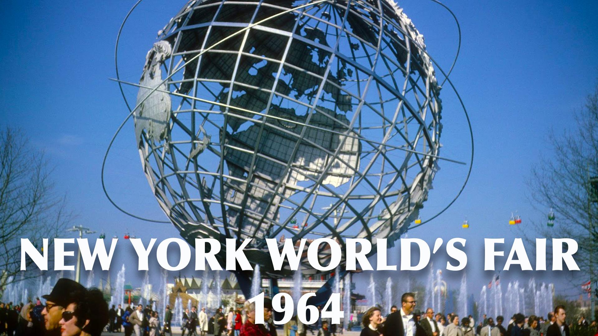 New York World's Fair 1964