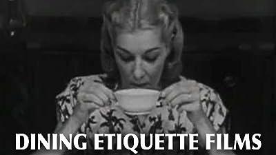 Dining Etiquette Films