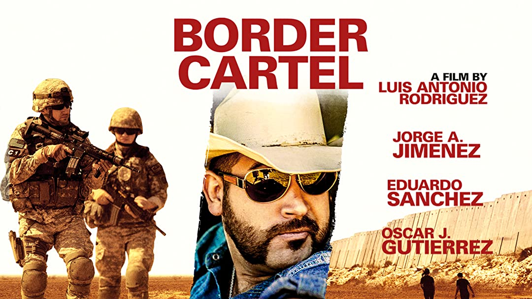 Amazon com: Border Cartel: Jorge A  Jimenez, Luis Antonio