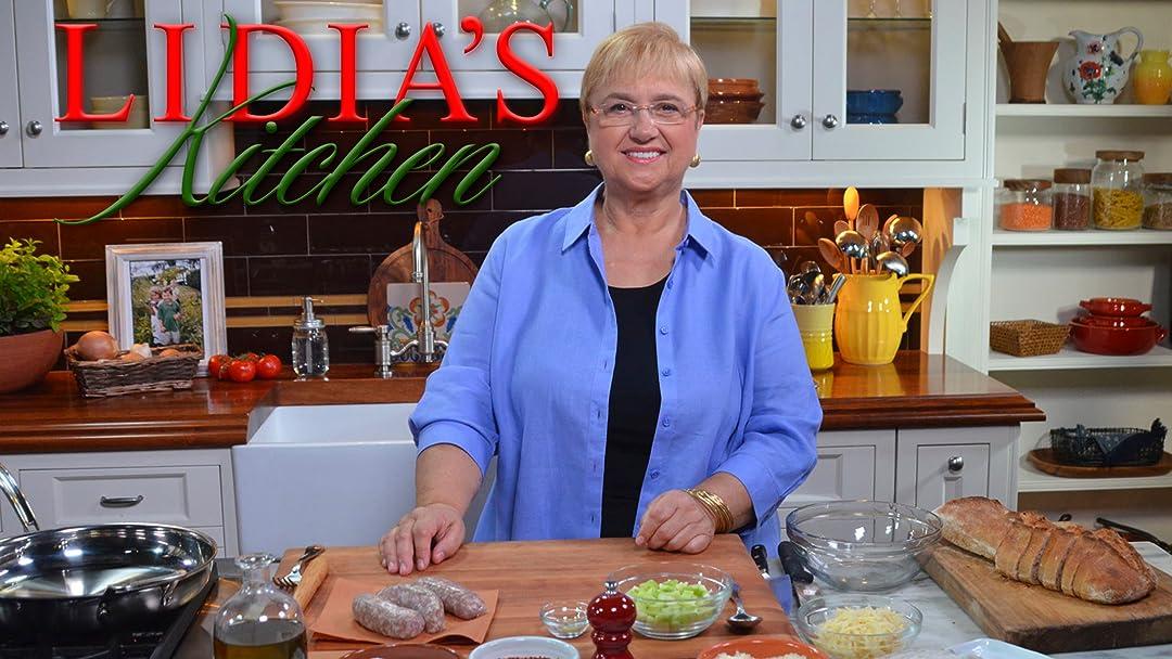 reputazione affidabile nuovo design la migliore vendita Amazon.com: Lidia's Kitchen: Lidia Bastianich, Scott Wolfeil ...