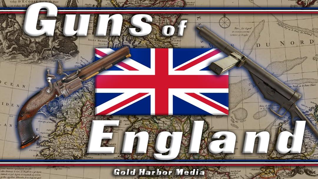 Amazon.com: Guns of England: Ian McCollum, Gold Harbor Media ...