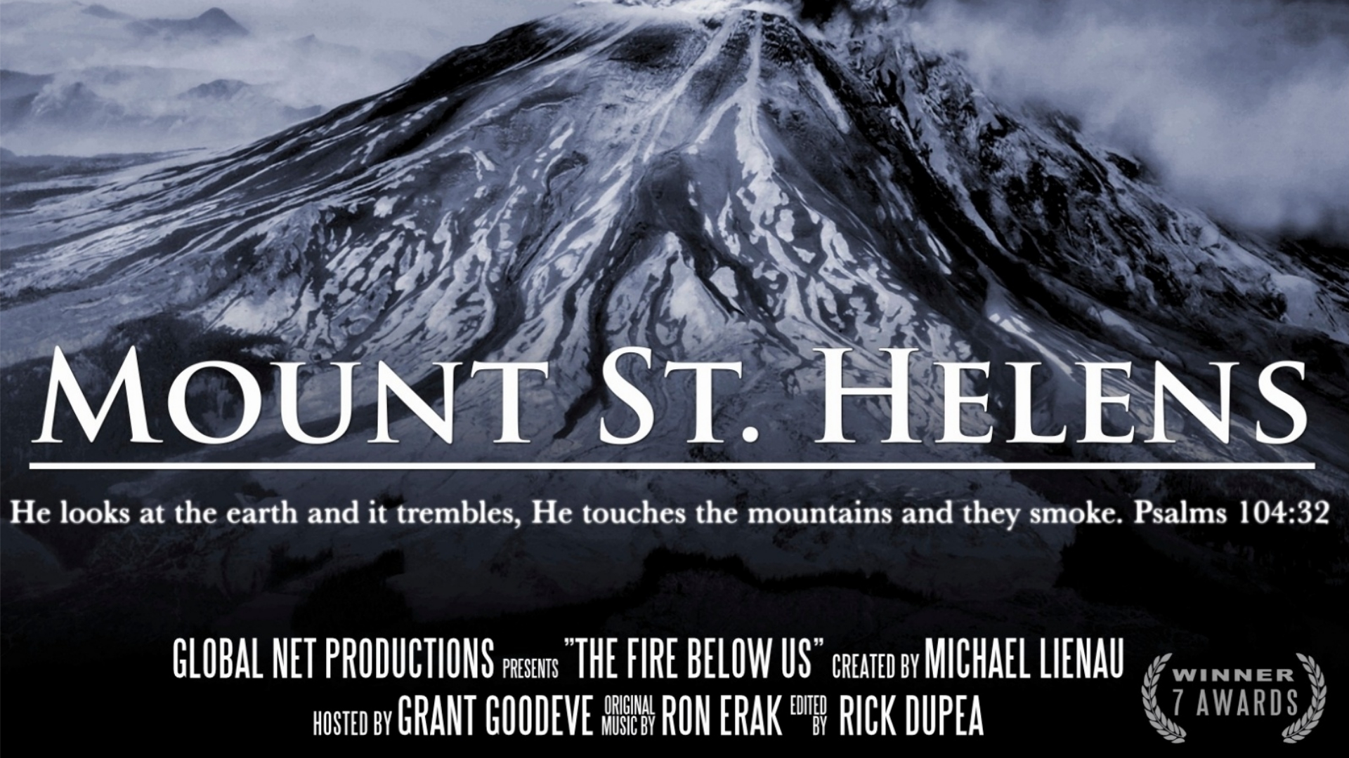 The Fire Below Us | Remembering Mount St. Helens