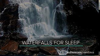 Waterfalls for Sleep 8 Hours