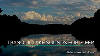 Tranquil Lake Sounds for Sleep 8 Hours