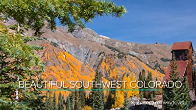 Beautiful Southwest Colorado with music