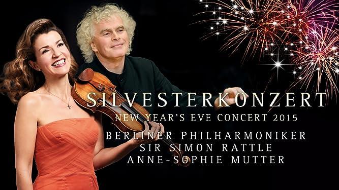 Silvesterkonzert 2015 - New Year's Eve Concert