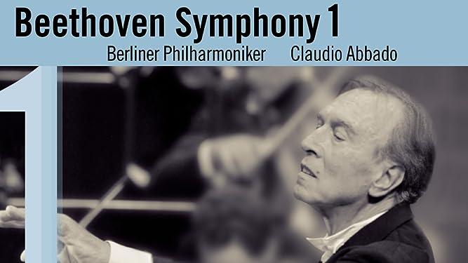 Berliner Philharmoniker - Claudio Abbado: Beethoven Symphony No. 1