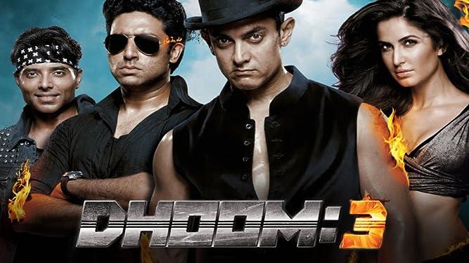 Dhoom 3 (English Subtitled)