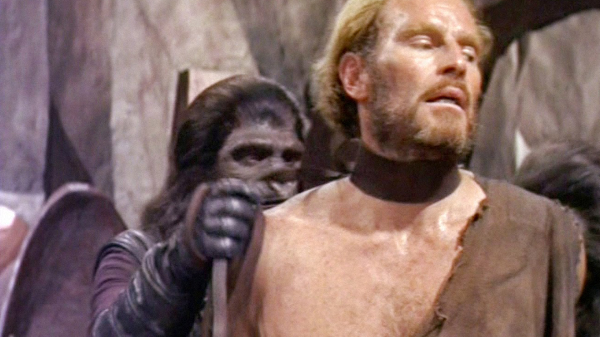 Amazon Com Planet Of The Apes 1968 Charlton Heston Roddy