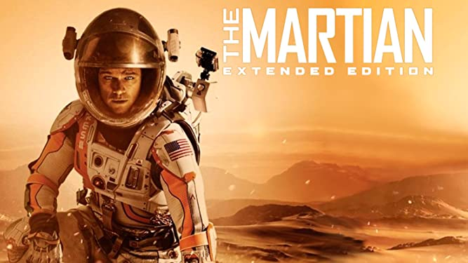 The Martian Extended Edition