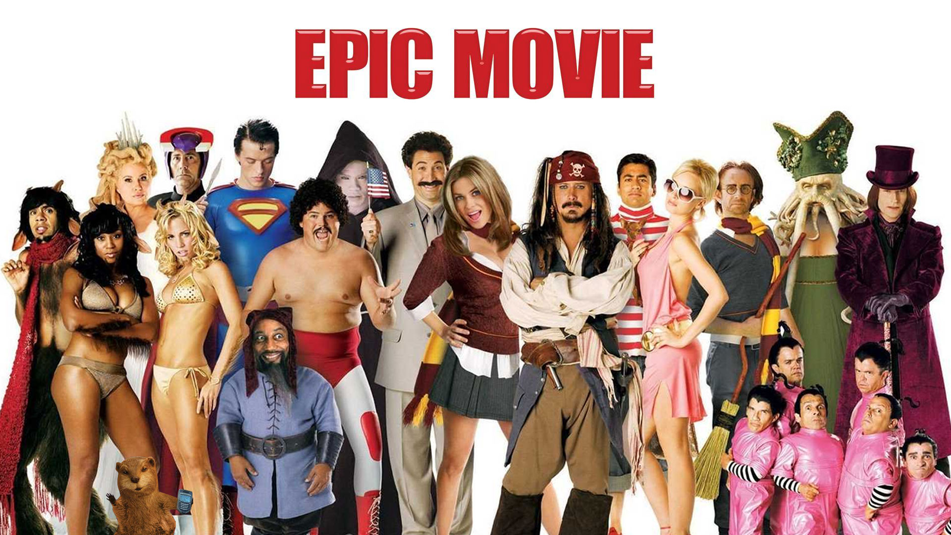 Watch Scary Movie 5 Prime Video