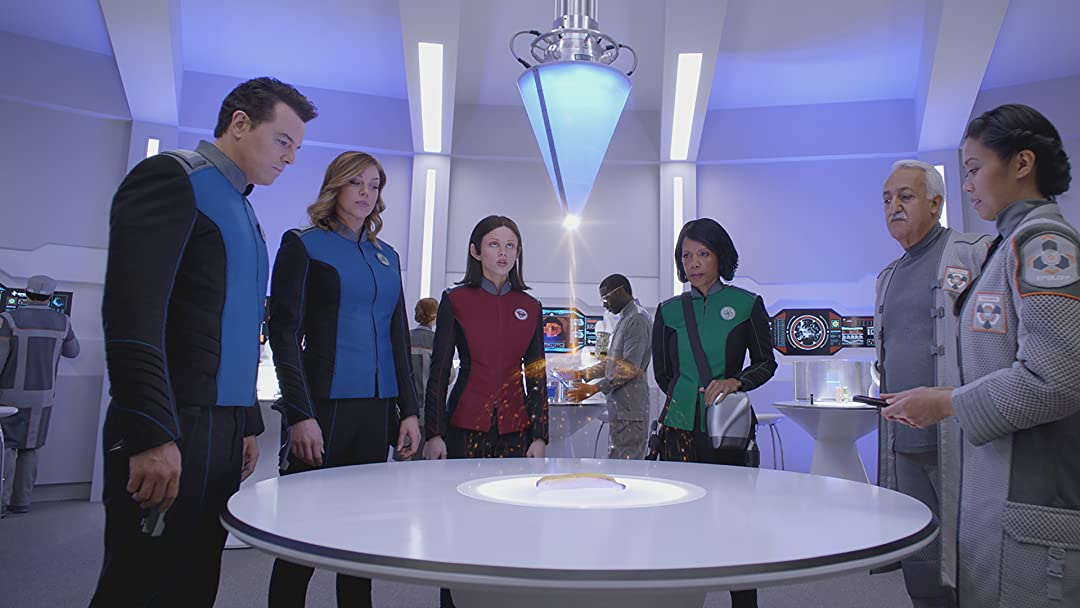 Amazon com: Watch The Orville Season 1 | Prime Video