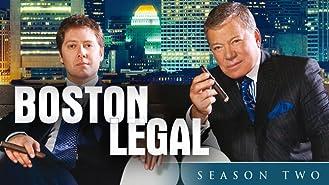 Boston Legal Season 2